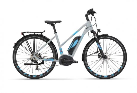 Kayza Tanana Dry 4 Cross E-Bike